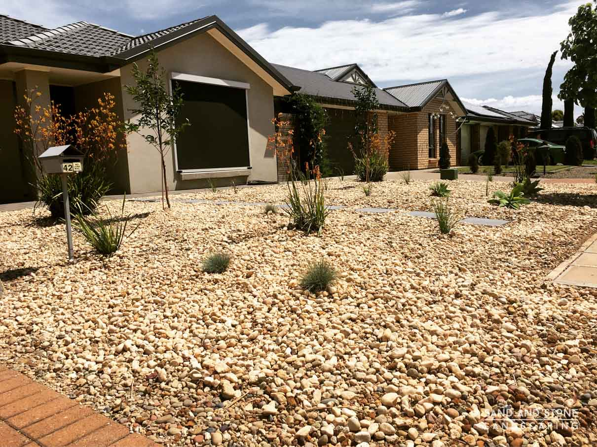 Sand and Stone Landscaping Adelaide - Paving. Retaining. Design.
